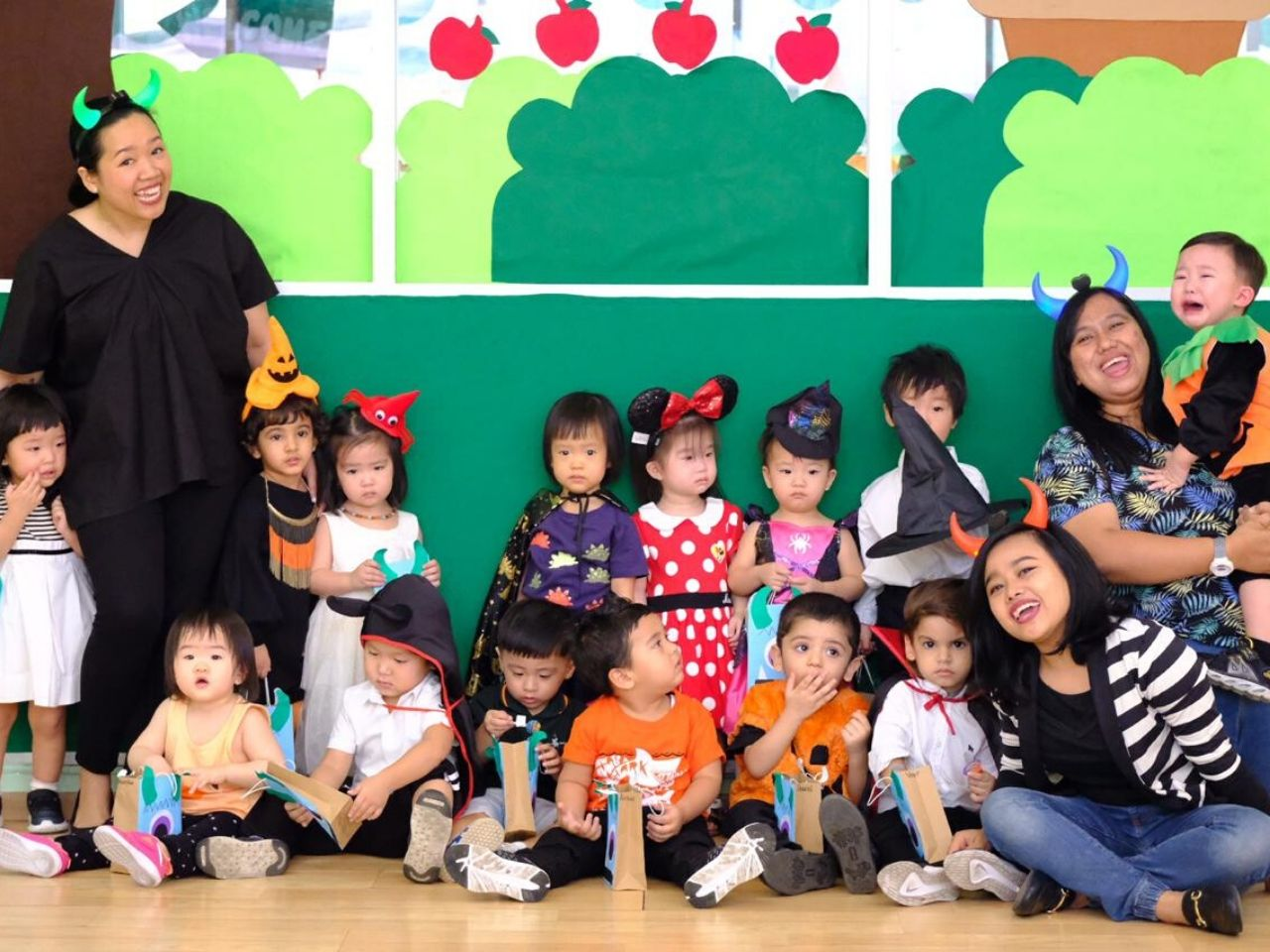 Lollypop Nursery Class Photo