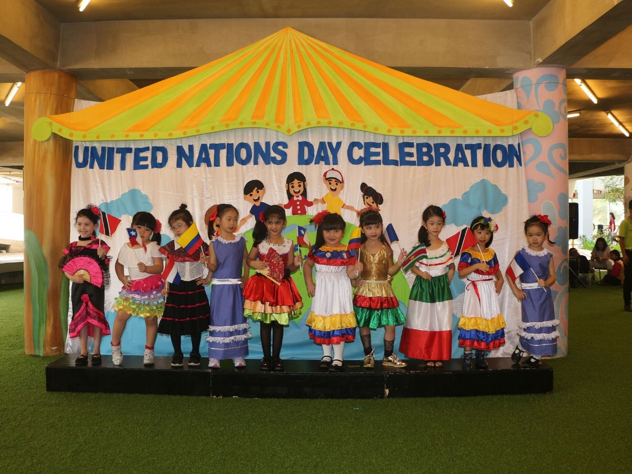 Lollypop United Nations Day